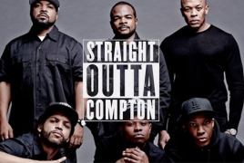 """Straight Outta Compton"" scribe to helm mob story ""The Kitchen"""