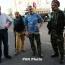 Участник группы «Сасна црер»  Араик Хандоян объявил голодовку в поддержку  Артура Саркисяна