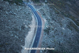 КПП Ларс и армянская автодорога ,,,