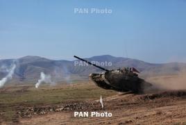 Доклад: Объем импорта вооружения в Азербайджане за 5 лет в 20 раз выше, чем в Армении