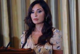 Azerbaijan's leader names his wife as country's First Vice President
