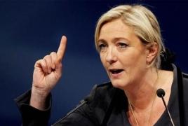 Ле Пен отказалась от встречи с муфтием Ливана из-за требования накинуть платок