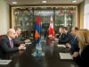 Առաքելյան-Դավիթաշվիլի. Համատեղ ծրագրերը կնպաստեն ՀՀ և Վրաստանի միջև առևտրի զարգացմանը