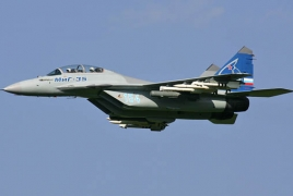 New MiG 35 fighter jets may soon arrive in Armenia
