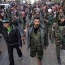 Turkey-backed Syrian rebels clash with govt forces in north