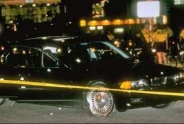 Автомобиль, в котором был убит Тупак Шакур, выставлен на продажу за $1.5 млн