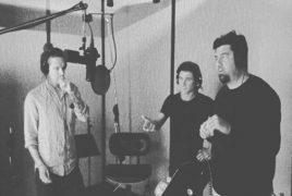 Deftones' leader is in the studio with Incubus and Skrillex