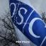 OSCE registers no ceasefire violation along Karabakh contact line