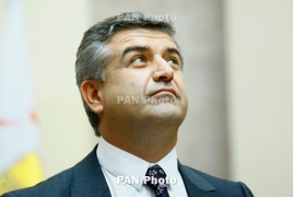 Карапетян: Армения не обсуждала вопрос абхазской железной дороги в качестве альтернативы Ларсу