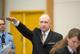 Norway court rules again mass murderer Breivik