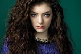 """Lorde announces second album """"Melodrama"""""""