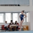 В женском чемпионате Армении по спортивной гимнастике принимают участие 17 спортсменок