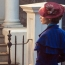 "1st look at Emily Blunt in Disney's ""Mary Poppins Returns"""