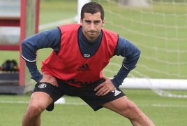 Manchester United news: Mourinho gives injury update on Mkhitaryan