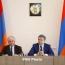 "Armenian PM predicts 5000 IT jobs ""in the near future"""