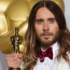 "Oscar winner Jared Leto circling to star in Disney's ""Tron"" reboot"