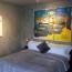 Bansky opens dystopian tourist hotel overlooking Bethlehem wall