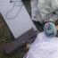 Artsakh army destroys Azerbaijani drone on contact line