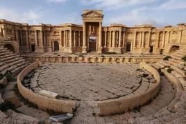 Сирия оценила нанесенный ИГ ущерб  памятникам Пальмиры
