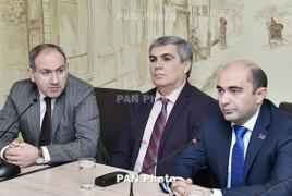 Armenia elections: YELQ program taps army reform, EU association