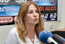 Заруи Постанджян заявила о создании новой оппозиционной политической платформы