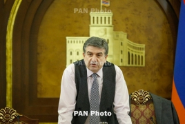 Armenia eyes sustainable economic growth from 2018: PM