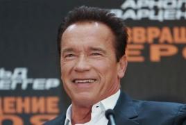 """Arnold Schwarzenegger """"mulls running for Senate"""""""