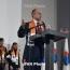 Election campaign: ORO leader links Armenia's development to Russia