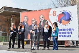 ORO leader takes credit for reducing corruption risks in Armenian army