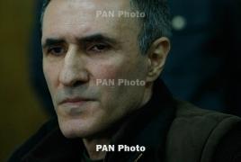 Դերասան Վարդան Պետրոսյանը վաղաժամկետ ազատ է արձակվել