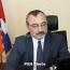 Արցախի ԱԳՆ ղեկավարը Հունաստանում ներկայացրել է շփման գծում  իրադրությունը