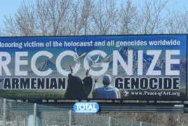 Peace of Art to display Armenian Genocide billboards in Massachusetts
