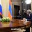 Путин выразил уверенность, что парламентские выборы в Армении пройдут успешно