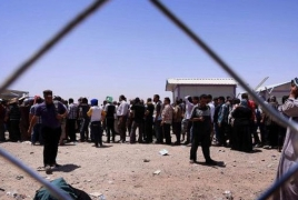 100,000 Iraqis flee battle to retake west Mosul
