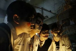 "Giddens Ko comedy ""Monsters"" to close Hong Kong Int'l Film Fest"