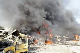 Теракт в Дамаске унес жизни не менее 25 человек