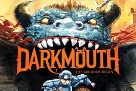 """Animated fantasy adventure """"Darkmouth"""" finds directors"""