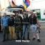 Жирайр Сефилян и «Сасна црер» поприветствовали протест сторонников блока ОРО в селе Джрарат