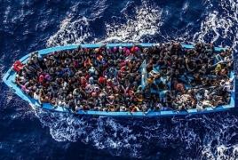 Неопознанный вертолет потопил лодку с беженцами у берегов Йемена: 31 человек погиб