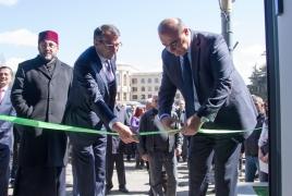 Gyumri welcomes Ameriabank's Kumayri branch