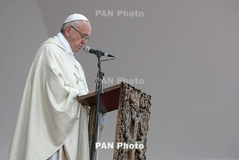 Pope tells priests to call in exorcists