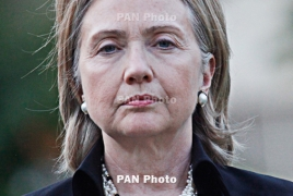 Hillary Clinton says she's