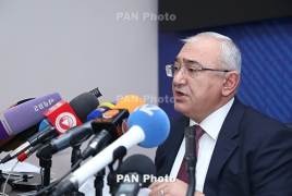 CEC reacts to Armenian opposition bloc's proposal to delay election day