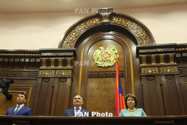 ԱԺ նիստը չի կայացել. Քվորում չկա