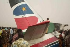 В Южном Судане разбился пассажирский самолет: 44 человека погибли