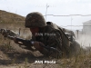 Azerbaijan fires from sniper rifles on Artsakh contact line