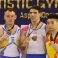 Armenian athlete wins Gymnastics World Cup gold