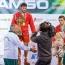 Ոսկի և բրոնզ՝ սամբոյի աշխարհի գավաթի Ա. Խառլամպիևի հուշամրցաշարից