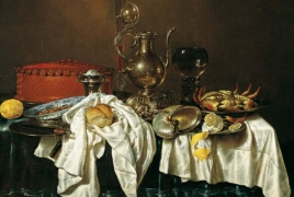 17th century works from Netherlands, China on view at Frans Hals Museum