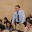 Հանդիպում Ֆլետչերի դասախոսների և ուսանողների հետ. Քննարկվել են 2004-2016-ի մակրոտնտեսական զարգացումները